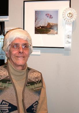 3rd Place: Barbara Zucker