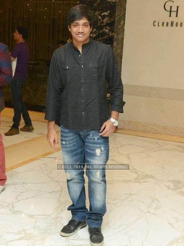 Sanjay at Sam Paul success party at Taj Clubhouse in Chennai.