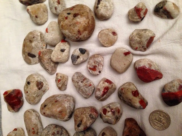 Amy S Healing Crystals Journal The Michigan Puddingstone