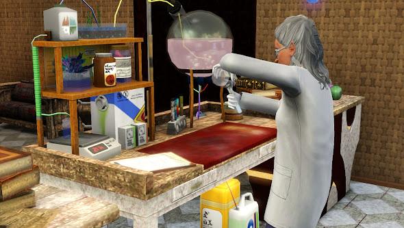 Лабораторный стол Гогенгеймера