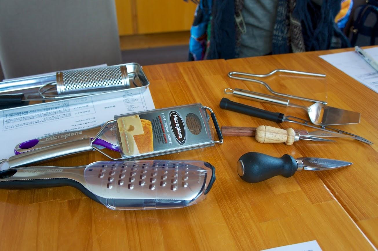 チーズカッティングナイフ