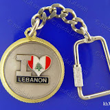 Lebanese Icons: I Love Lebanon Size: 35 mm