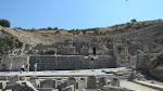 Close to the Theater, which is thought to be the biggest outdoor theater of the ancient world