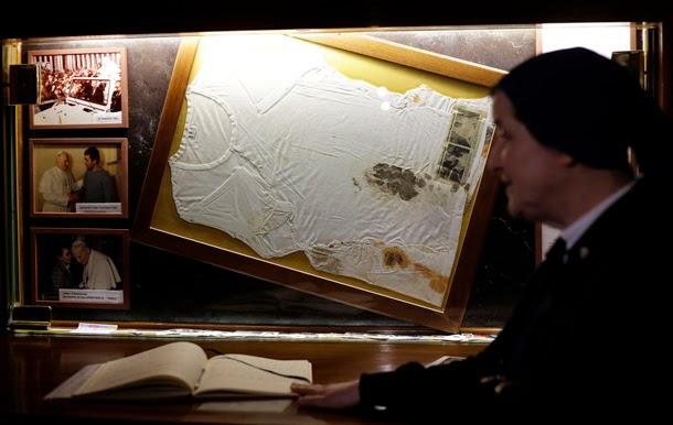 Italy Vatican Relics1