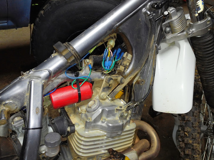 Diy Dual Sport Guide For The Xr400  Part Ii  400