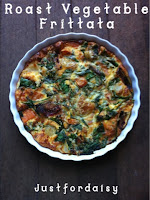Roast Vegetable Frittata Just For Daisy
