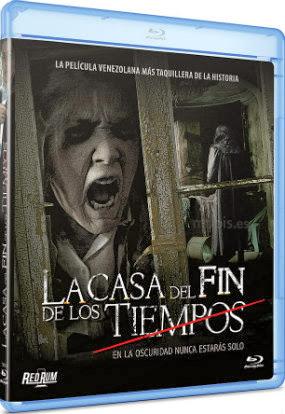Filme Poster La Casa del Fin de los Tiempos BRRip XviD & RMVB Legendado