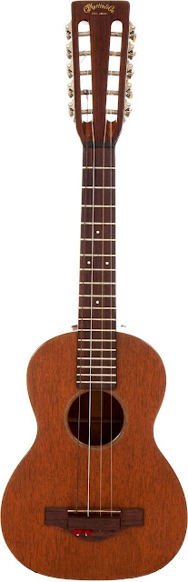 tenor scale Martin t17 10 string Tiple Ukulele