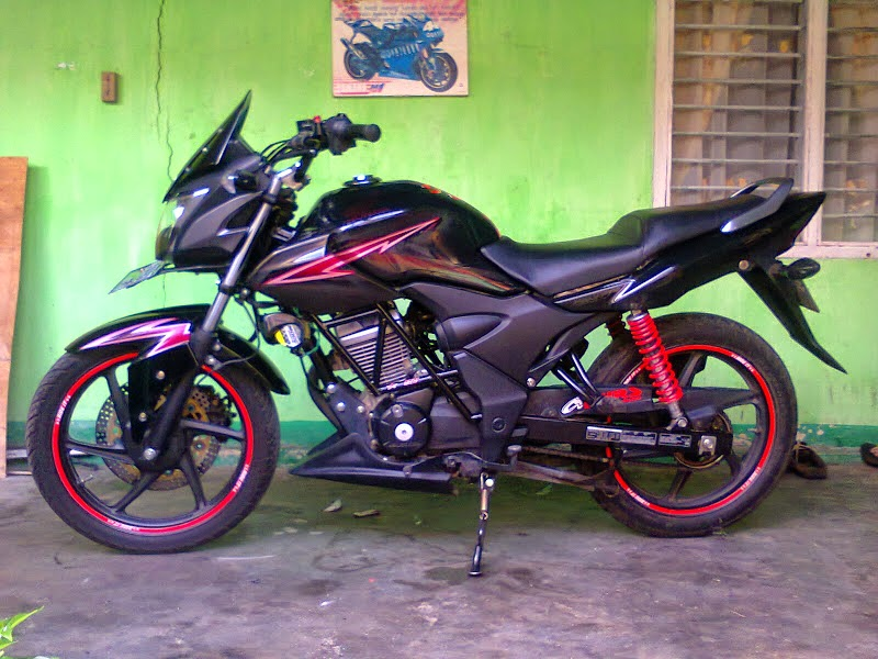 modifikasi verza 150r