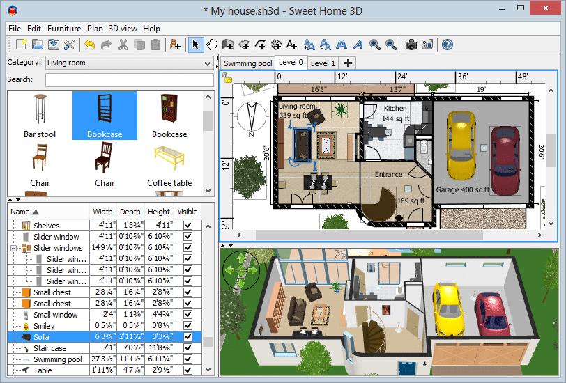 Top 3 phần mềm thiết kế nhà 3D miễn phí tốt nhất hiện nay