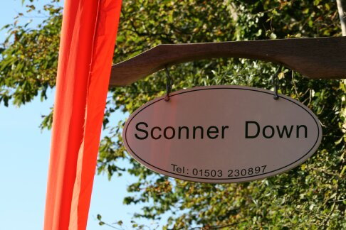 Sconner Down at Sconner Down