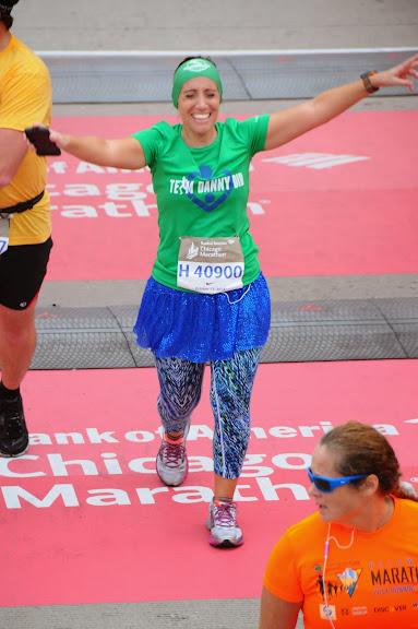 756079 1095 0006s My Chicago Marathon Recap   #TeamDannyDid