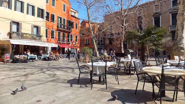 Calles de Venecia, Venezia, Italia, Elisa N, Blog de Viajes, Lifestyle, Travel, Plazas