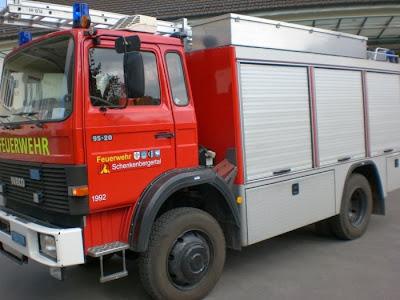 Schweres Pikettfahrzeug SPF