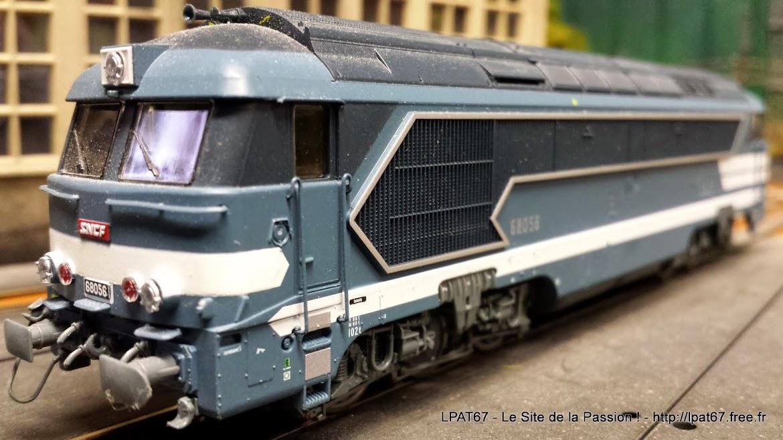 Mes locomotives diesel... - Roco - 20141122_113550