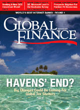 Free subscription to Global Finance September 2013