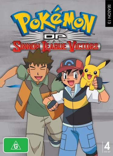 Pokemon Bửu Bối Thần Kì Season 13 - Sinnoh League Victors