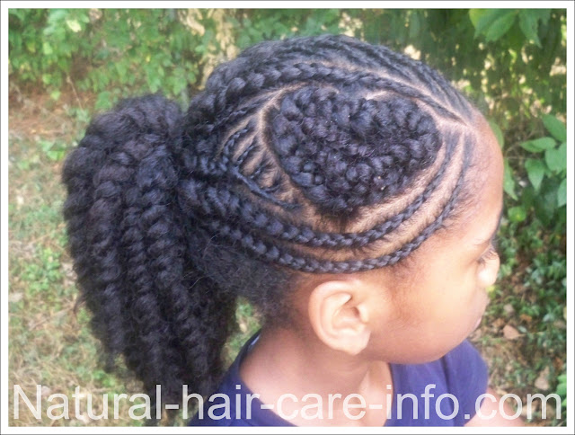 Excellent Step By Step Hairstyles Natural Hair Care Info Short Hairstyles Gunalazisus