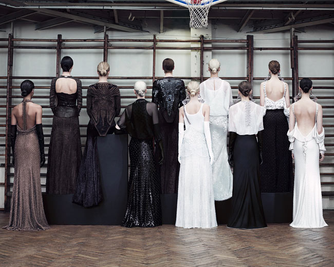 Givenchy Spring Summer 2012 Haute Couture