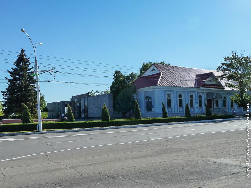 Тираспольский объединённый музей в наше время