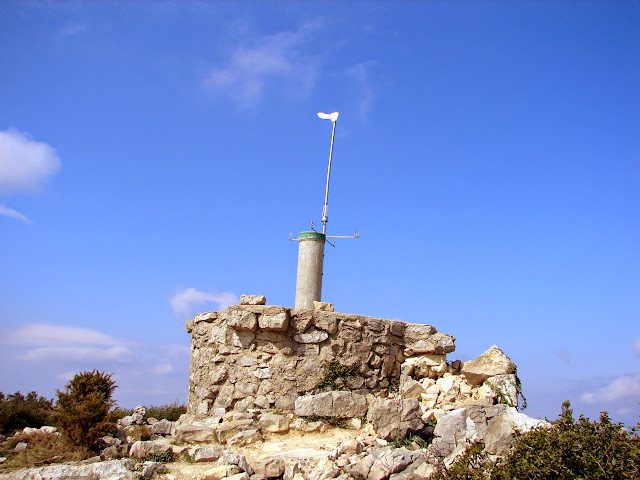 senderismo La Torreta del Montsià - Cova del Pare Pascual