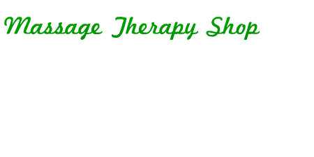 Massage Therapy Kits 2014