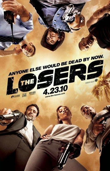 Poster Of The Losers (2010) Full Movie Hindi Dubbed Free Download Watch Online At Alldownloads4u.Com