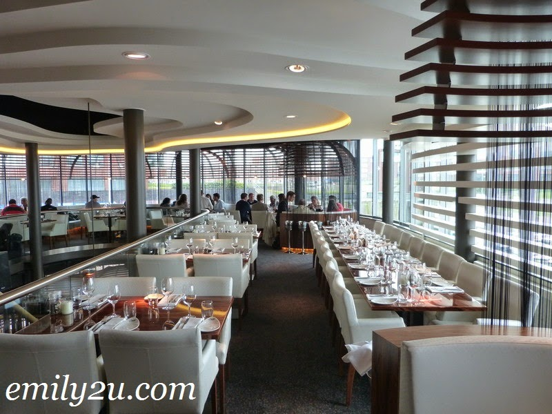 Restaurant Catch by Simonis The Hague