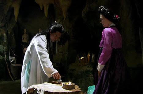 Chun Ho Jin, Kim Jung Nan