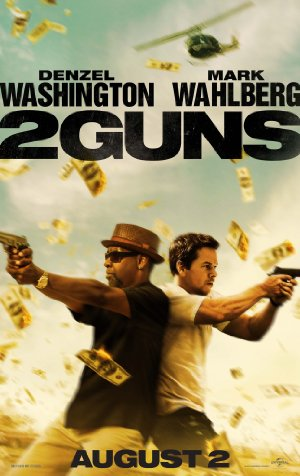 Picture Poster Wallpapers 2 Guns (2013) Full Movies