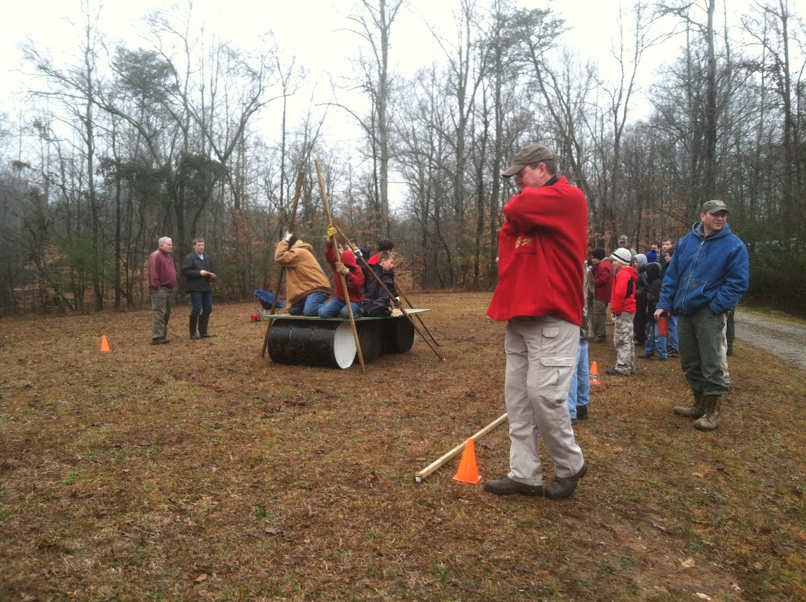 Winter Camporee Photos