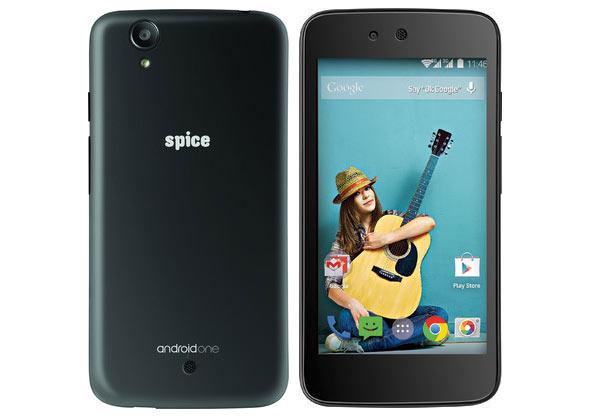 Spice Dream Uno Android One - Spesifikasi Lengkap dan Harga