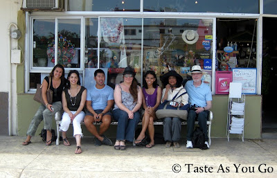 Press Group in Downtown San Jose del Cabo in Los Cabos, Mexico - Photo by Taste As You Go