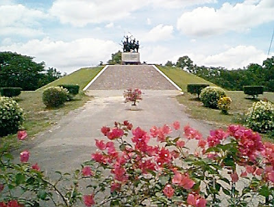 Khai Bang Rachan Heroes and Memorial Park