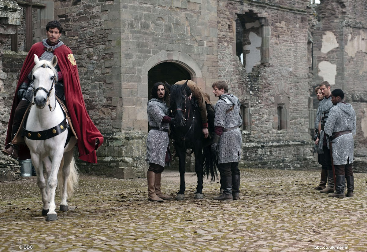 Merlin Promo Still The Knights of Camelot