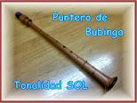 VENDO PUNTERO de BUBINGA para
