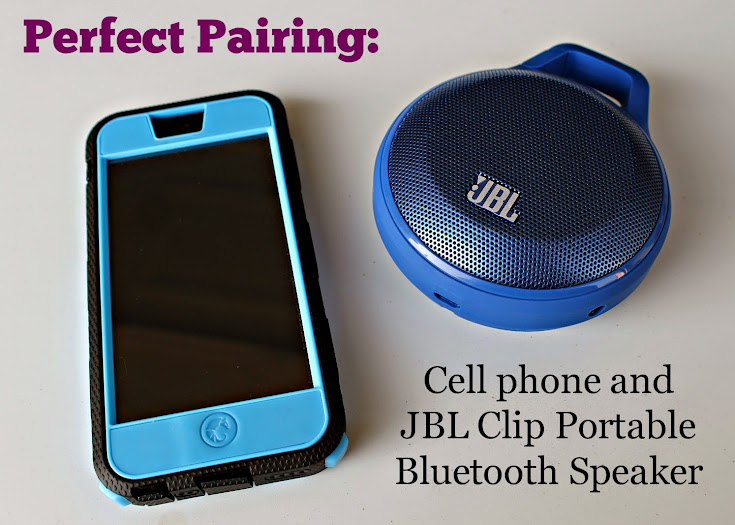 Perfect Pairing: JBL Portable Bluetooth Speaker & Your Cell Phone #AudioFest