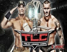 WWE TLC Tables Ladders and Chairs 2013