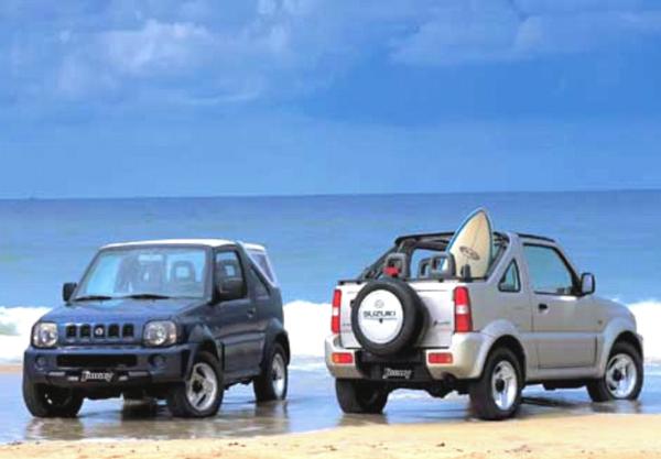 Suzukijeepinfo  1998  Suzuki Jimny 4x4 Jx  Jlx  M  T  A  T