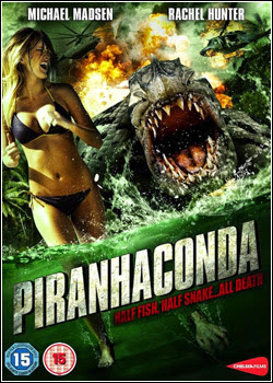 Poster do Filme Piranhaconda