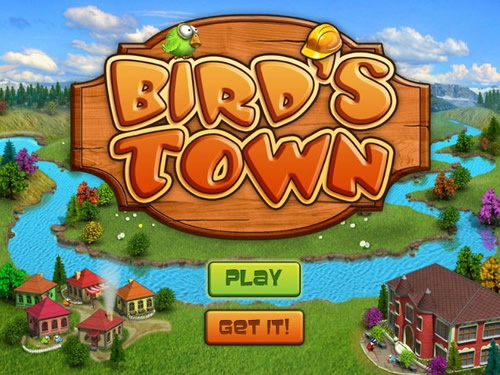 shooting game---bird's town