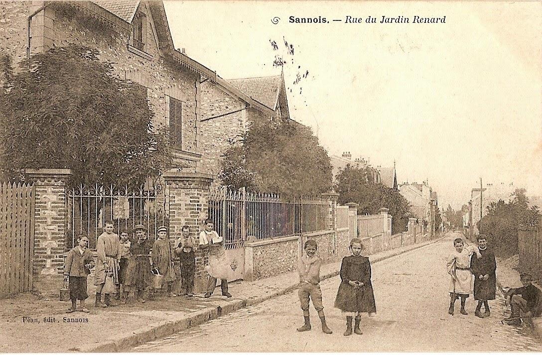 11 rue du docteur emile roux anciennement rue du jardin for Jardin 54 rue de fecamp