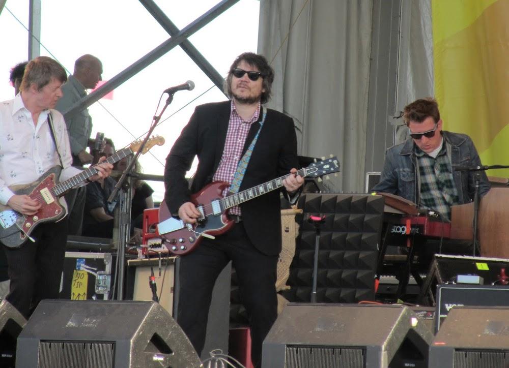 Wilco at Jazz Fest