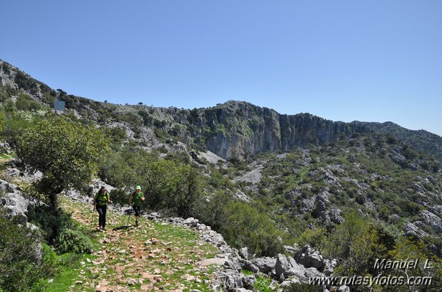 Subida al Pico del Gamón