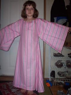 Handmade Medieval dress