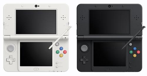 Nintendo ra mắt hệ máy chơi game cầm tay mới - New Nintendo 3DS