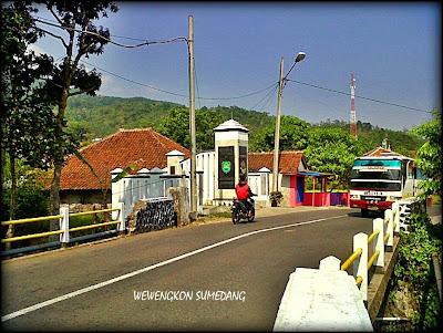 Perbatasan Sumedang - Subang