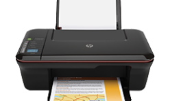 Download and install HP Deskjet 3050 lazer printer driver software