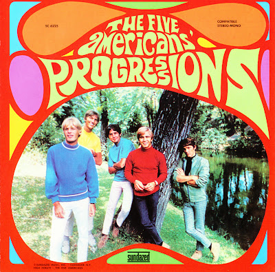 the Five Americans ~ 1967 ~ Progressions