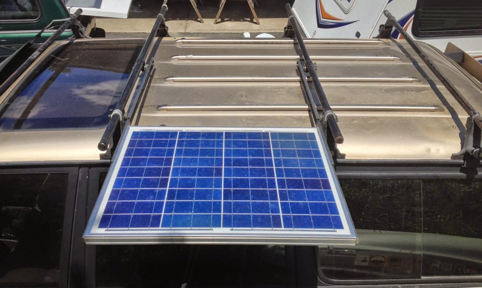 Solar Panel Mount Ih8mud Forum